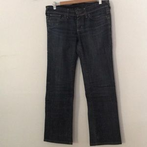 Anthropologie Low Rise Jeans